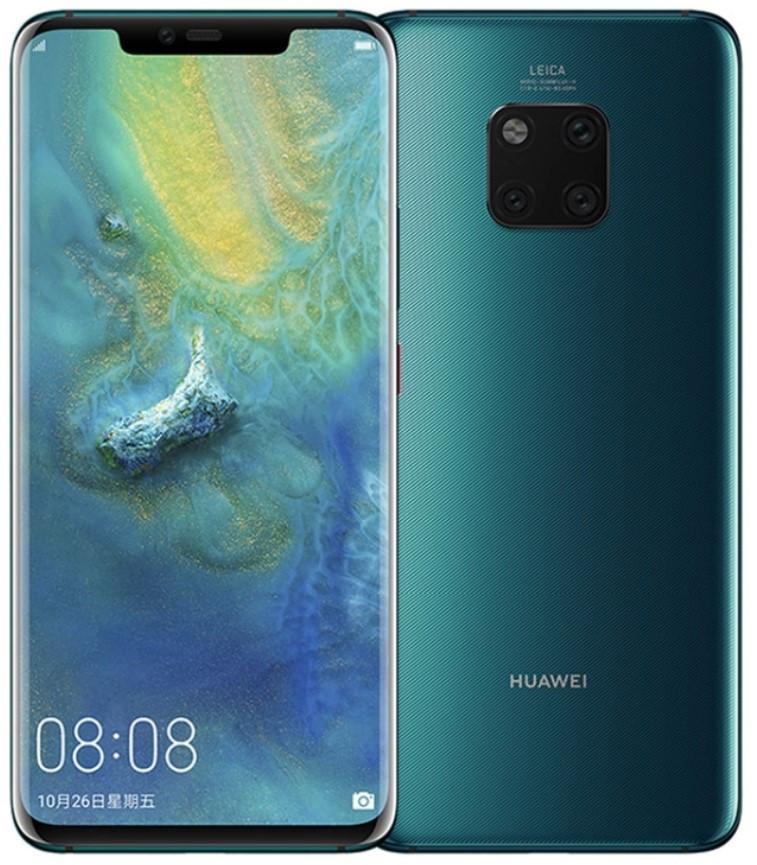 Huawei Mate 20 Pro LYA-AL00 Dual Sim 128GB Emerald Green (8GB RAM)