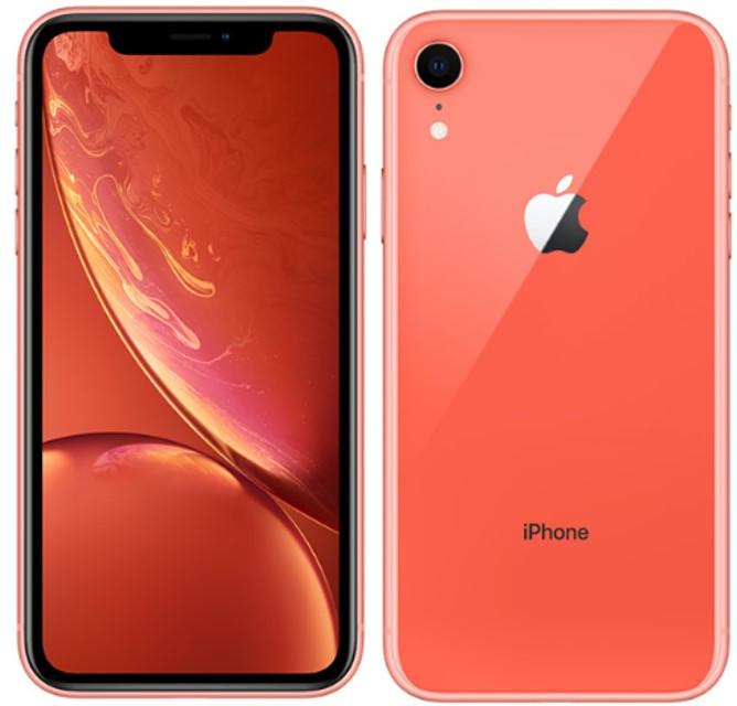 Apple iPhone XR A2108 Dual Sim 128GB Coral