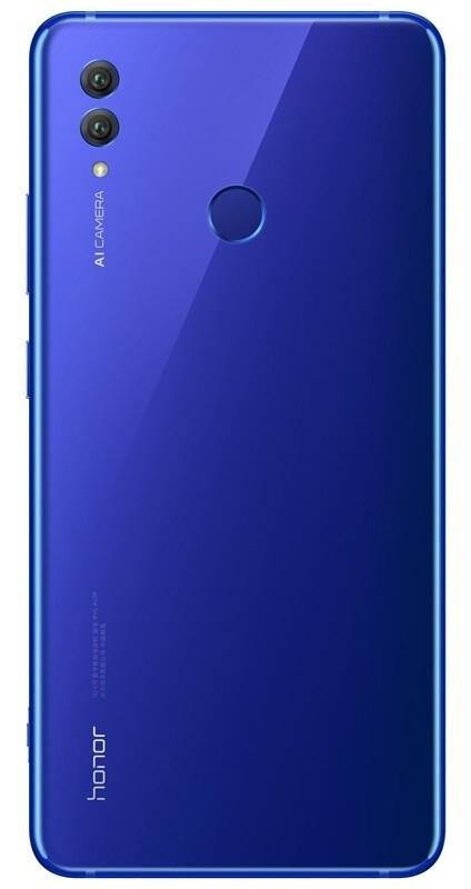 Huawei Honor Note 10 Dual Sim 64GB Blue (6GB RAM)