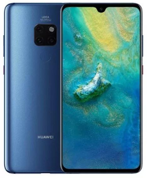 Huawei Mate 20 HMA-L29 Dual Sim 128GB Midnight Blue (6GB RAM)