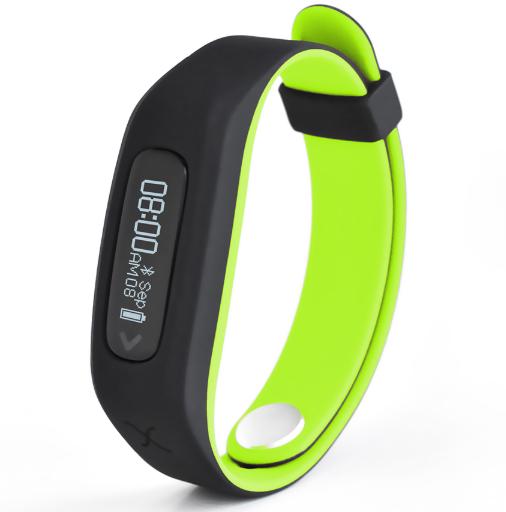 Actxa Swift Smart Fitness BandGreen