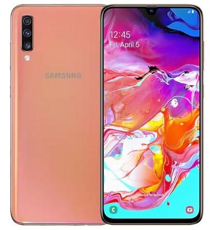 Samsung Galaxy A70 Dual A705FN 128GB Coral (6GB RAM)