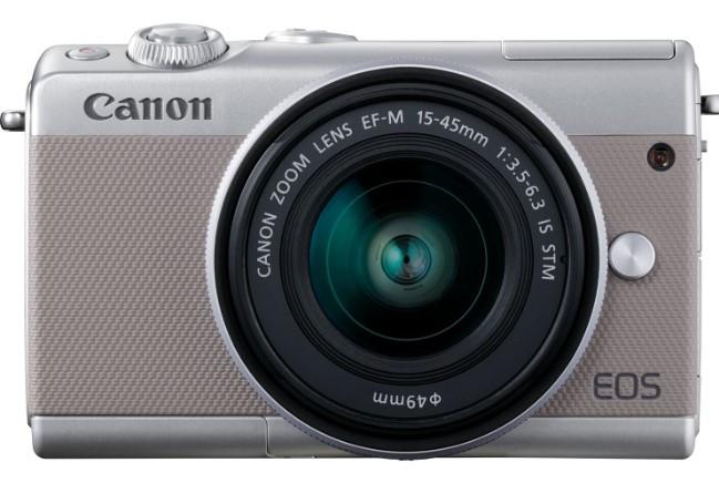 Canon EOS M100 Kit (15-45 STM) Grey