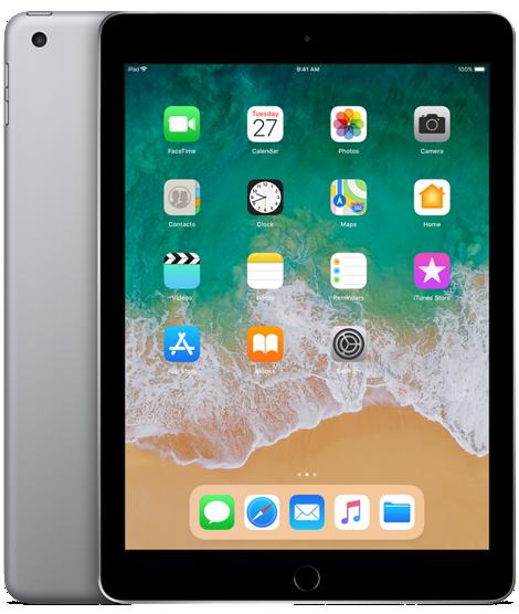 Apple iPad 9.7 2018 Wifi 128GB Space Grey (HK)