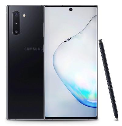 Samsung Galaxy Note 10 Dual Sim N9700 256GB Black (8GB RAM)