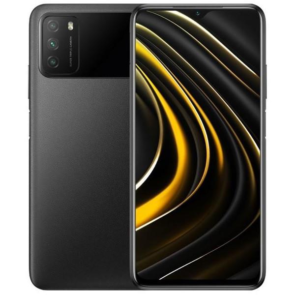Xiaomi Pocophone M3 Dual Sim 64GB Black (4GB RAM)