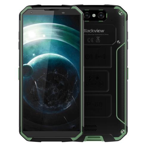Blackview BV9500 Dual Sim 64GB Green (4GB RAM)