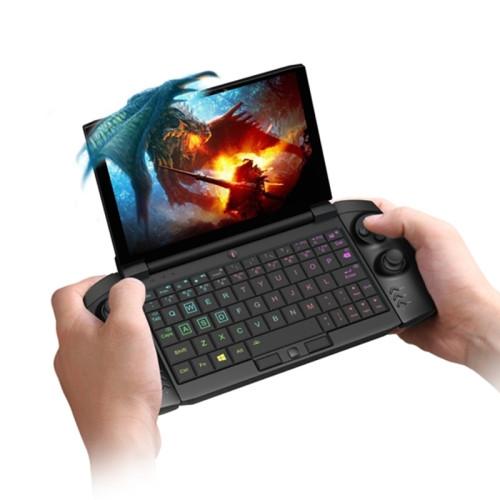 """OneGx1 Pro 7.0"""" Wifi PC Mini Laptop 512GB Black (16GB RAM)"""