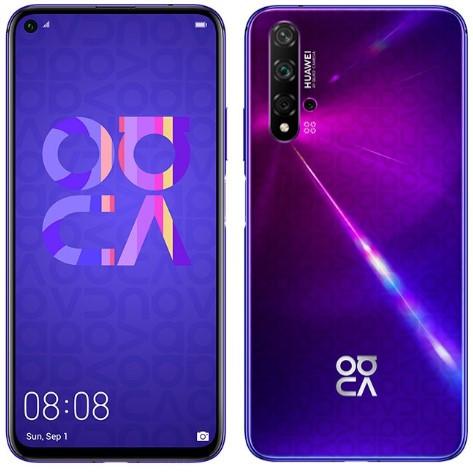Huawei Nova 5T Dual Sim 128GB Purple (8GB RAM)