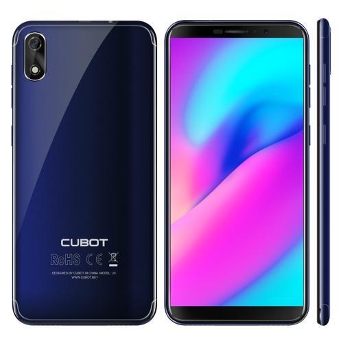CUBOT J3 Dual Sim 16GB Blue (1GB RAM)