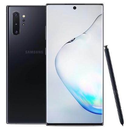 Samsung Galaxy Note 10 Plus Dual Sim N9750 512GB Black (12GB RAM)