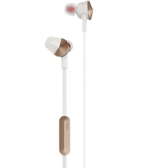 Fitbit Flyer Headphone Lunar Gray