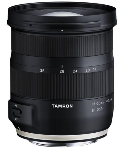 Tamron 17-35mm F 2.8-4 Di OSD (Model A037) Nikon