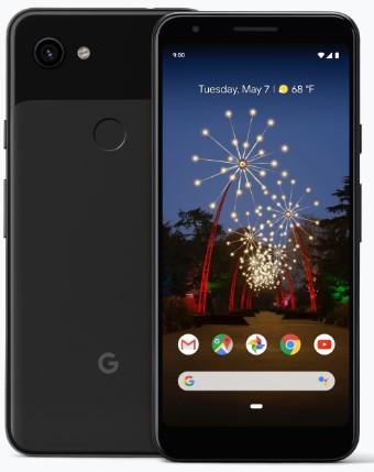 Google Pixel 3a XL G020B 64GB Black (4GB RAM)