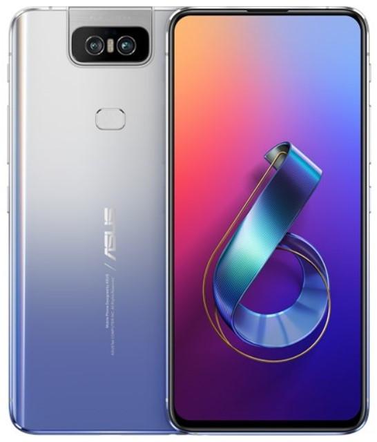 Asus Zenfone 6 ZS630KL Dual Sim 128GB Twilight Silver (6GB RAM)