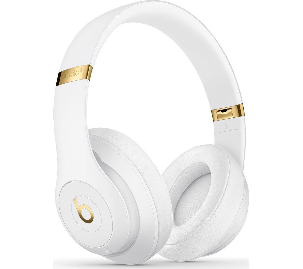 Beats Studio 3 Wireless Over-ear Headphone White