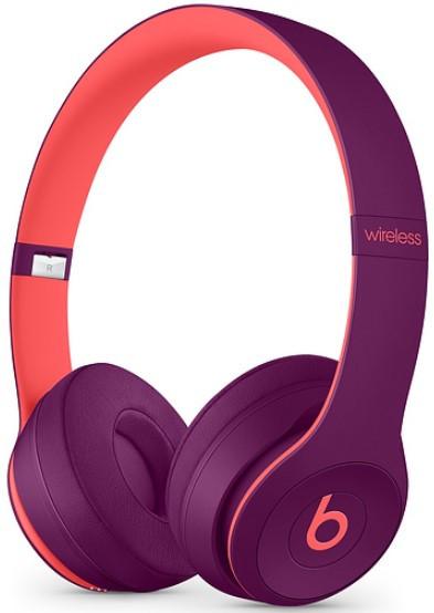 Beats Solo 3 Wireless Headphone Pop Magenta