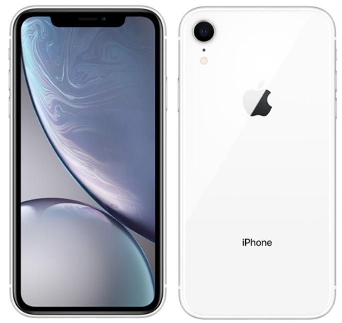 Apple iPhone XR A2108 Dual Sim 64GB White