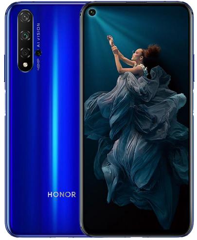 Honor 20 Pro Dual Sim 256GB Blue (8GB RAM)
