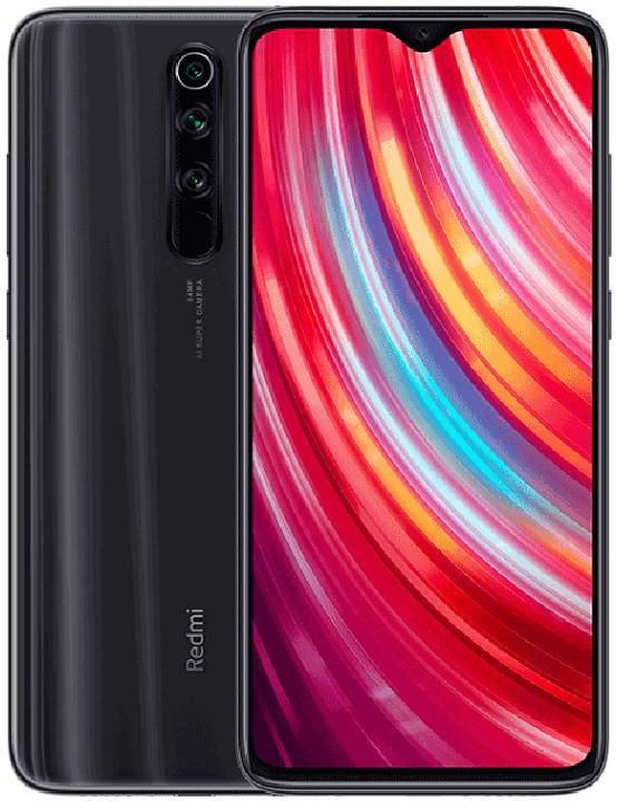 Xiaomi Redmi Note 8 Pro Dual Sim 64GB Black (6GB RAM) - Global