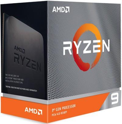 AMD Ryzen 9 3900XT 12-Core Processor