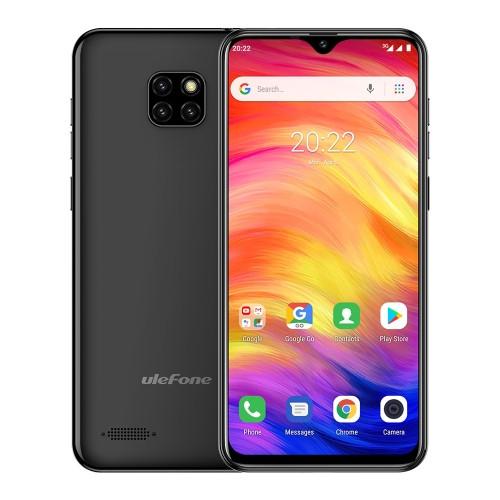 Ulefone Note 7 Dual Sim 16GB Black