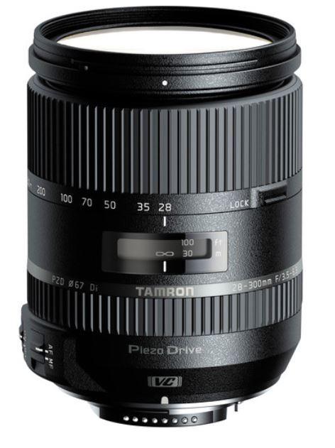 Tamron 28-300mm F3.5-6.3 Di VC PZD (A010)(Nikon)