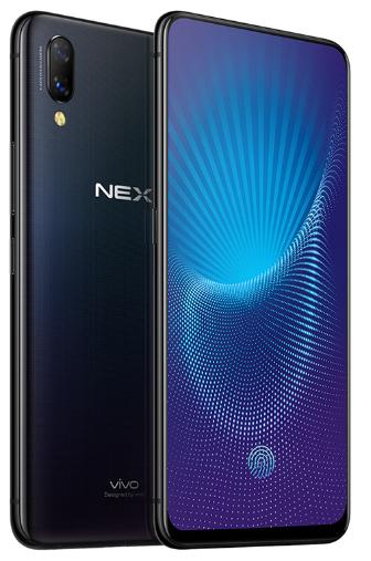 Vivo Nex Dual Sim 128GB Black (8GB RAM)