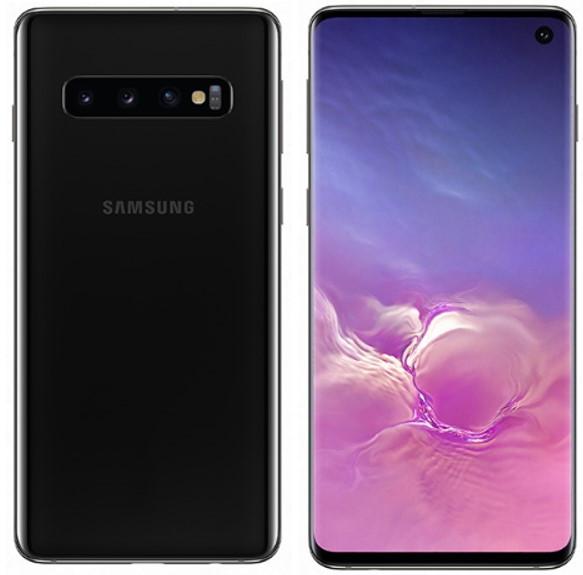 Samsung Galaxy S10 Dual Sim G9730 128GB Prism Black