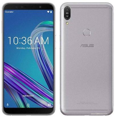 Asus Zenfone Max Pro ZB602KL Dual Sim 64GB Silver (4GB RAM)