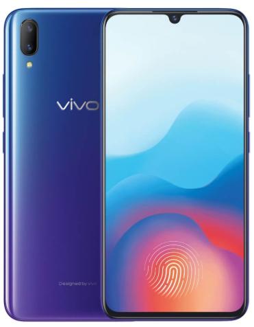Vivo V11 Dual Sim 128GB Nebula (6GB RAM)