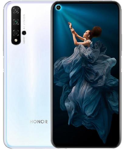 Honor 20 Dual Sim 128GB White (6GB RAM)
