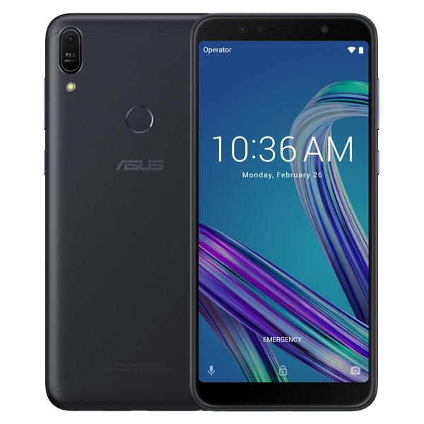 Asus Zenfone Max Pro ZB602KL Dual Sim 64GB Black (6GB RAM)