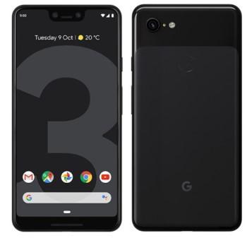 Google Pixel 3 G013A 128GB Black (4GB RAM)