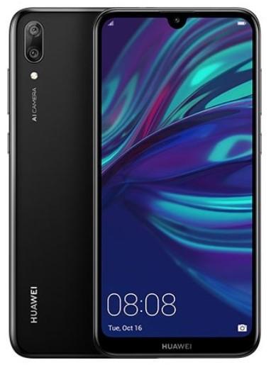Huawei Y7 Pro 2019 Dual Sim DUB-LX2 32GB Black (3GB RAM)