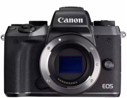 Canon EOS M5 Body Camera Black (kit box) (Body Only)