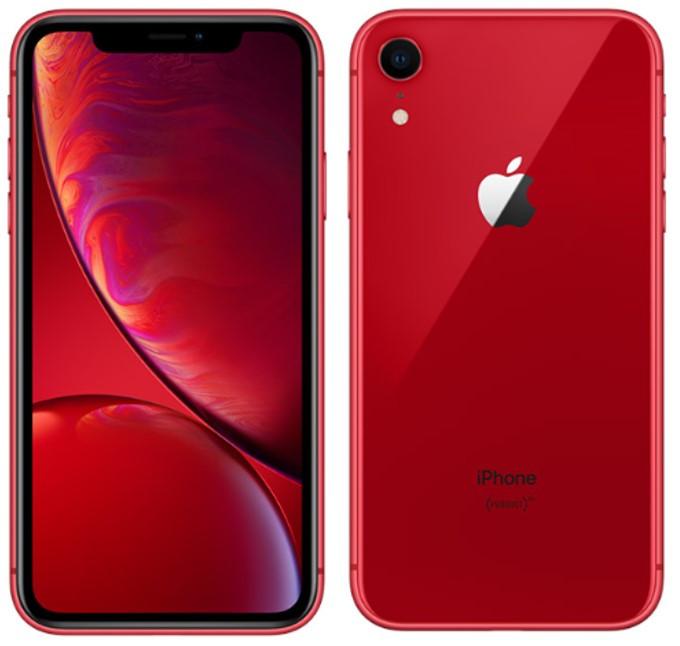 Apple iPhone XR A2108 Dual Sim 64GB Red