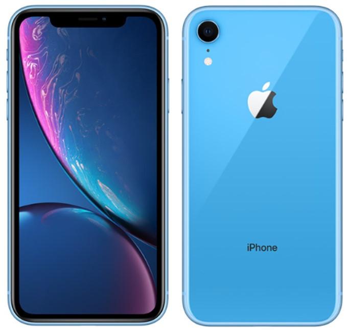 Apple iPhone XR A2108 Dual Sim 128GB Blue