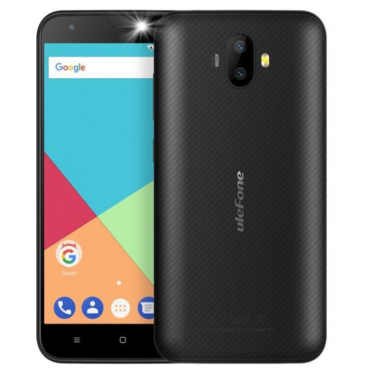 Ulefone S7 Dual Sim 8GB Black (1GB RAM)