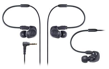 Audio-Technica ATH-IM50 earphones Black