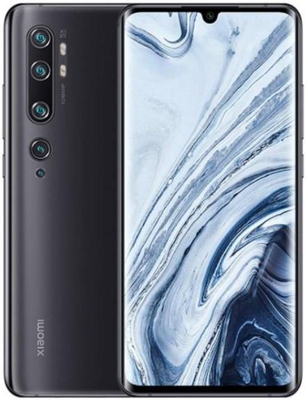 Xiaomi Mi Note 10 Dual Sim 128GB Black (6GB RAM) - Global version