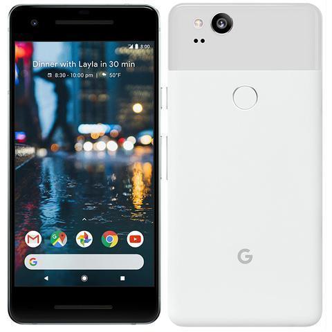 Google Pixel 2 G011A 64GB White