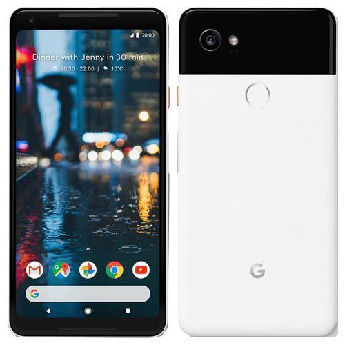 Google Pixel 2 XL G011C 64GB Black & White