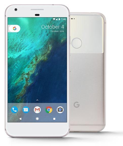 Google Pixel XL 32GB Silver - G-2PW2200