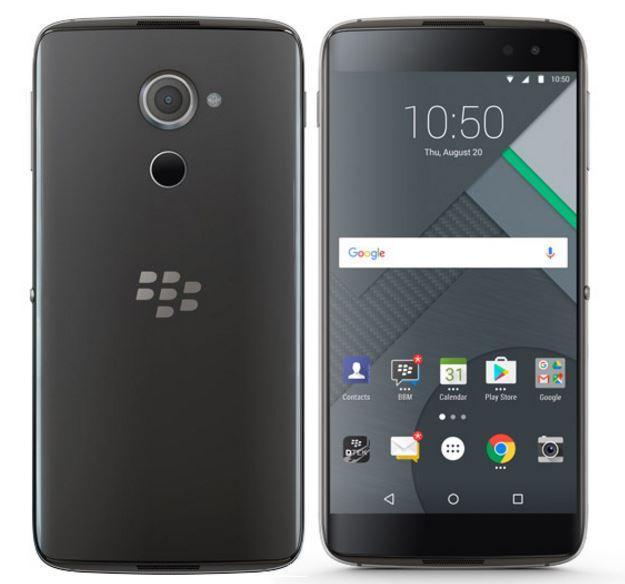BlackBerry DTEK60 BBA100-2 32GB Earth Silver