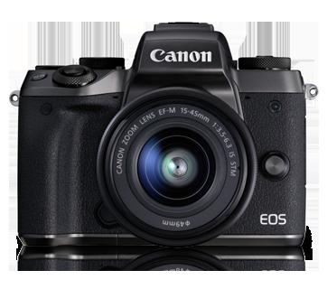 Canon EOS M5 kit (15-45) Black