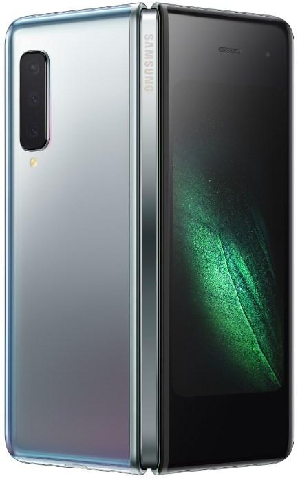 Samsung Galaxy Fold Dual Sim 512GB Silver (12GB RAM)