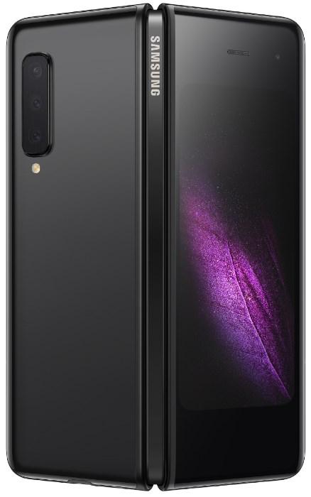 Samsung Galaxy Fold Dual Sim 512GB Black (12GB RAM)